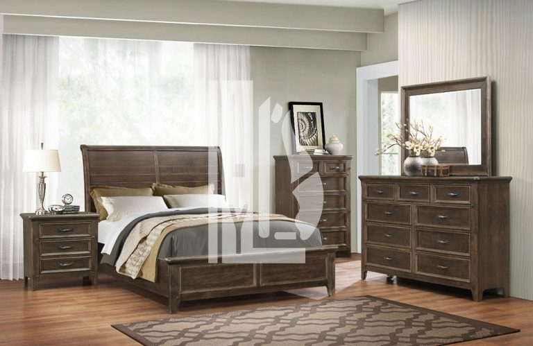 1613br-sleigh-bed